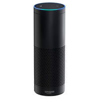 New Amazon echo Speaker Black (STANDARD DELIVERY)