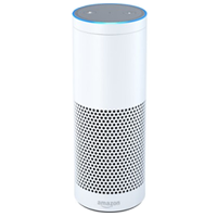 New Amazon echo Speaker White (STANDARD DELIVERY)