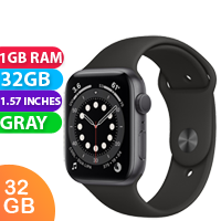 New Apple Watch Series 6 Cellular 40mm Space Gray