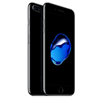 Apple iPhone 7 Plus 256GB 4G LTE Jet Black