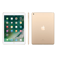 Apple iPad (9.7) 128GB 4G Tablet Gold