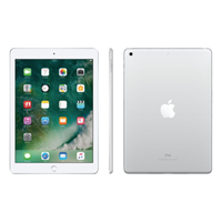 Apple iPad (9.7) 128GB 4G Tablet Silver