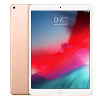 New Apple iPad Air 2019 256GB 4G LTE Tablet Gold
