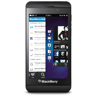 BlackBerry Z10 4G LTE Black Refurbished (1 YEAR NEW ZEALAND WARRANTY)