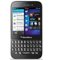 BlackBerry Q5 Black Refurbished (1 YEAR NEW ZEALAND WARRANTY)