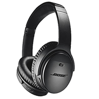 New Bose QC35 II Wireless Headphones Black