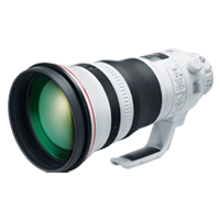 New Canon EF 400mm f/2.8L IS III USM Lens
