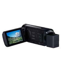 New Canon Legria HF R806 Full HD Camcorder