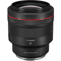 New Canon RF 85mm F/1.2L USM DS Lens