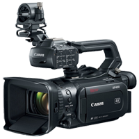 New Canon XF400 Professional 4K Camcorder