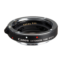 New Canon Extension Tube EF 12 II Lens