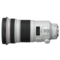 New Canon EF 300mm f/2.8L IS II USM Lens