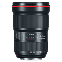 New CANON EF 16-35mm 35 f/2.8L III USM Lens