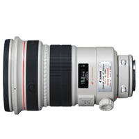 New Canon EF 200mm F/2.0 L IS USM Lens
