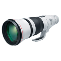 New Canon EF 600mm f/4L IS III USM Lens