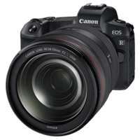 New Canon EOS R with 28-70mm f/2L Lens Kit