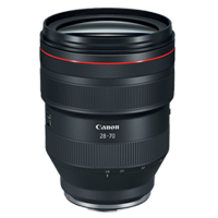 New Canon RF 28-70mm f/2 L USM Lens