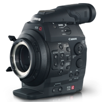New Canon EOS C300 PL Mount 8MP Body Professional Camcorder