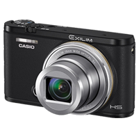 New Casio Exilim EX-ZR5100 12.1MP Digital Camera Black