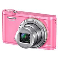 New Casio Exilim EX-ZR5100 12.1MP Digital Camera Pink