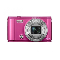 Casio Exilim EX-ZR3600 12.1MP Digital Camera Pink