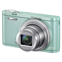 Casio Exilim EX-ZR5000 12.7MP Digital Camera Green