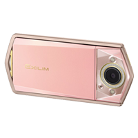 New Casio Exilim EX-TR80 12MP Digital Camera Light Pink