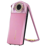 New Casio Exilim EX-TR80 12MP Digital Camera Pink
