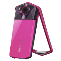 Casio Exilim EX-TR70 12MP Digital Camera Pink