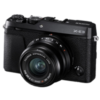 New Fujifilm X-E3 24MP (XF 23mm) Kit Black