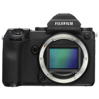 New Fujifilm GFX 50S Mirrorless 51MP Body Digital Camera Black