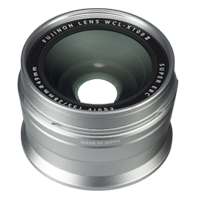 New Fujifilm WCL-X100 II WideAngle Conversion Lens White