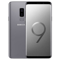 New Samsung Galaxy S9+ Plus Dual SIM 128GB 4G LTE Smartphone Grey