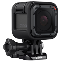 New GoPro HERO5 Session Edition