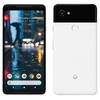 New Google Pixel 2 XL 128GB 4GB RAM 4G LTE Smartphone Black & White