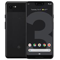New Google Pixel 3 XL 128GB 4GB RAM 4G LTE Smartphone Just Black