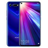 New Huawei Honor View 20 Dual SIM 128GB 6GB RAM 4G LTE Smartphone Saphire Blue