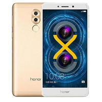 Huawei Honor 6X Dual SIM 32GB Smartphone Gold Refurbished (1 YEAR NEW ZEALAND WARRANTY)