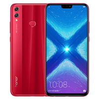 New Huawei Honor 8X Dual SIM 4G 64GB Smartphone Red