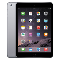 Used as Demo Apple iPad Mini 3 16GB Wifi Tablet Space Grey (6 month warranty + 100% Genuine)