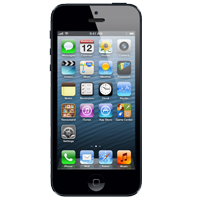 Apple iPhone 5 UNLOCKED 16GB Smartphone Black (1 YEAR NEW ZEALAND WARRANTY)