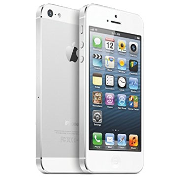 Used as Demo Apple iPhone 5 16GB White (6 month warranty)