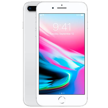 Used as Demo Apple iPhone 8 Plus 256GB 4G LTE Silver (6 month warranty)