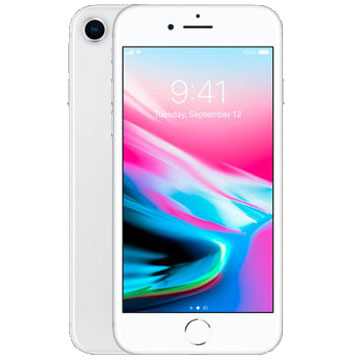 New Apple iPhone 8 64GB 4G LTE Silver (1 YEAR NEW ZEALAND WARRANTY)