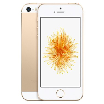 Used as Demo Apple iPhone SE 16GB 4G LTE Gold (6 month warranty)