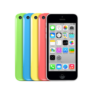 Used as Demo Apple iPhone 5c 32GB LTE 4G Pink (6 month warranty + 100% Genuine)