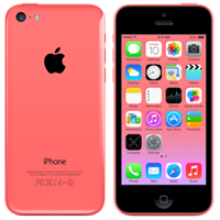 Used as Demo Apple iPhone 5c 16GB LTE 4G Pink (6 month warranty)