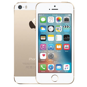 Used as Demo Apple iPhone 5s 64GB Gold (6 month warranty)