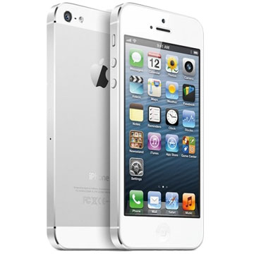 Used as Demo Apple iPhone 5s 64GB Silver (6 month warranty)
