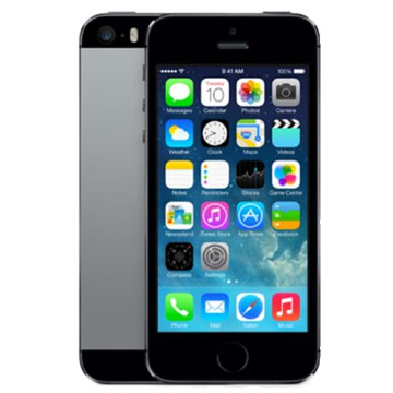 Used as Demo Apple iPhone 5s 64GB Space Grey (1 YEAR NEW ZEALAND WARRANTY)